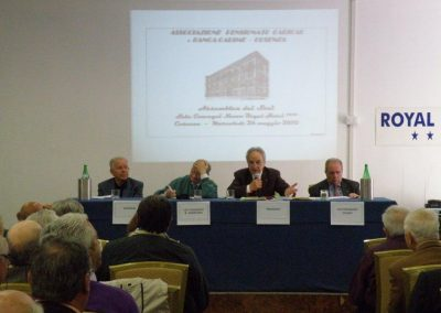 Assemblea dei Soci anno 2010